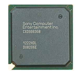 PS3 Southbridge IC CXD9963GB