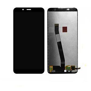 Οθόνη LCD με Μηχανισμό Αφής για Xiaomi Redmi 7A μαύρη