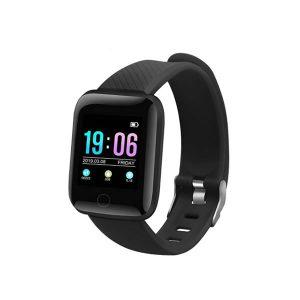 Smartwatch bracelet D13 Μαύρο