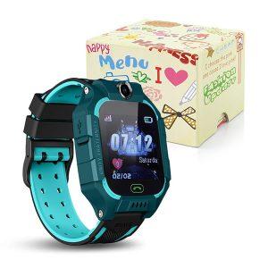 Παιδικό smart Ρολόι Q19 Μπλε