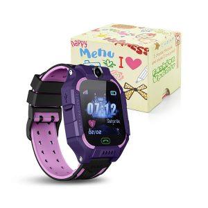 Παιδικό smart Ρολόι Q19 Μωβ