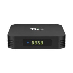 TX3-P S905X3 2GB RAM 16GB ROM 2.4G WiFi 4K Android 9.0 TV
