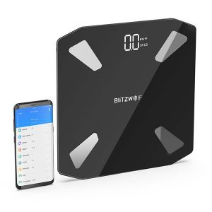 BlitzWolf BW-SC3 smart scale WiFi with 13 body measurement functions Ζυγαριά