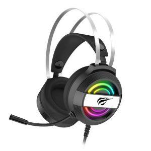 Gaming headphones Havit GAMENOTE H2026d RGB USB+3.5mm