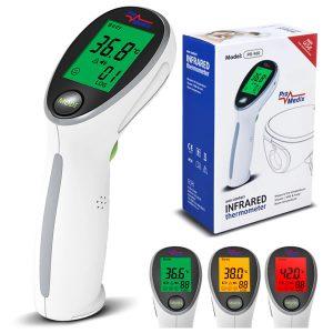 Ηλεκτρονικό θερμόμετρο υπέρυθρων Promedix PR-960