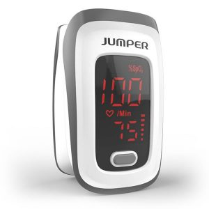 Παλμικό Οξύμετρο Δακτύλου JDP-500E