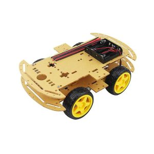 4WD Smart Robot Car Chassis Kit για Arduino