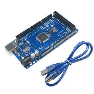 Arduino MEGA2560 R3 ATMEGA2560-16AU Board με ATMEGA16U2 και USB καλώδιο