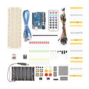 Arduino Uno R3 Basic Starter Learning Kit