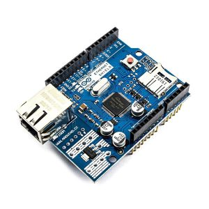 Ethernet W5100 R3 Shield Module