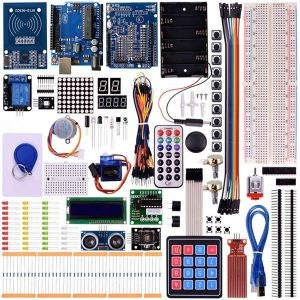 Ultimate Learning Kits with Arduino UNO R3 RC522 RFID Module