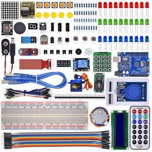 Arduino UNO R3 RFID learn Advanced Version Starter Kit