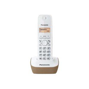 Panasonic KX-TG1611 Λευκό/Μπέζ
