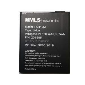 Μπαταρία PQ412M για MLS VOX 4G IQ411M (Original)