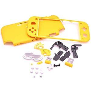 Γνήσιο ανταλλακτικό ΣΕΤ Housing Shell για Nintendo Switch Lite- Κίτρινο