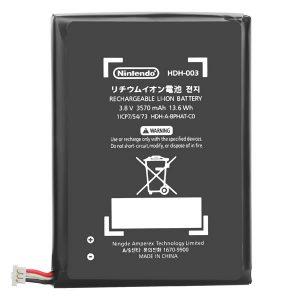Μπαταρία Li-ion 3.8V 3570mAh HDH-003 για Nintendo Switch Lite