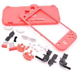 Full Housing Shell για Nintendo Switch Lite - Pink