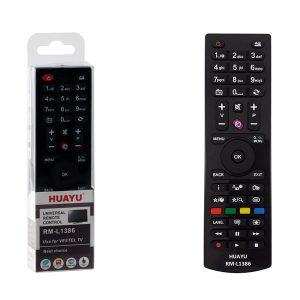 Huayu RM-L1386 Universal Χειριστήριο για F&U / ΤURBO-X / TELEFUNKEN