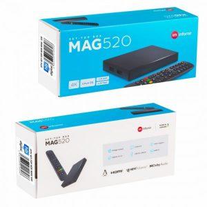 Infomir MAG520 IPTV LINUX SET-TOP BOX