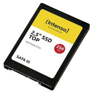 Intenso SSD SATA III Top 256GB 2.5''
