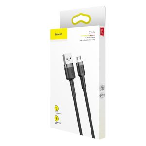 Καλώδιο micro USB Baseus Cafule Braided 2m