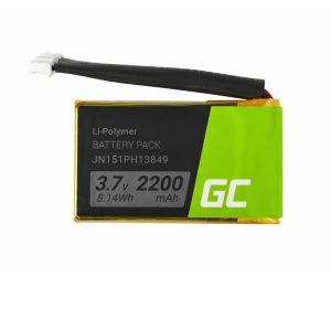 Μπαταρία Ηχείων Bluetooth Green Cell PR-652954 Speaker Battery για JBL Flip 2