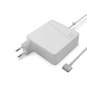 Φορτιστής Green Cell AC Adapter για Apple Macbook 85W 18.5V 4.6A Magsafe 2