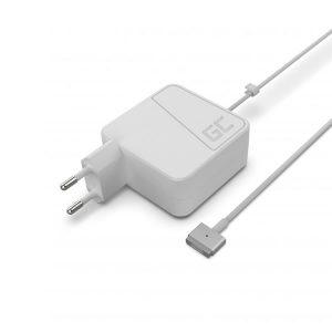 Φορτιστής Green Cell Adapter για Apple Macbook 45W 14.5V 3.1A Magsafe 2