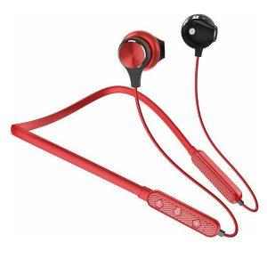 Dudao U5 Plus Earbud Bluetooth Handsfree Κόκκινο