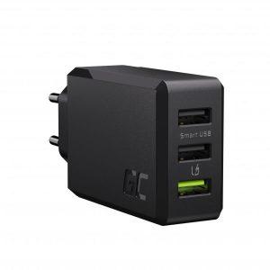 Φορτιστής Green Cell GC ChargeSource 3 3xUSB 30W